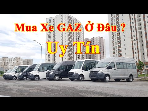 Mua xe Gaz của Nga ở Đâu Uy Tín | NBN Auto