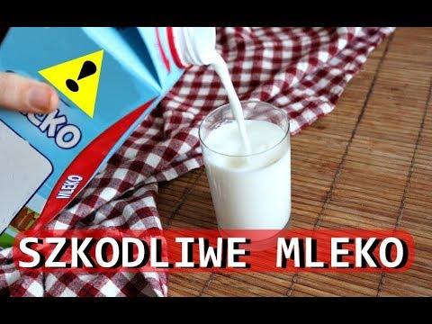 Czy mleko szkodzi naszemu zdrowiu, czy może warto je pić? Filmik na youtube