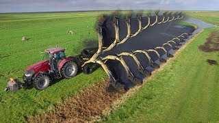 Dünyanın En İnanılmaz Modern Tarım Traktörleri - Biçerdöver - Mega Makineler