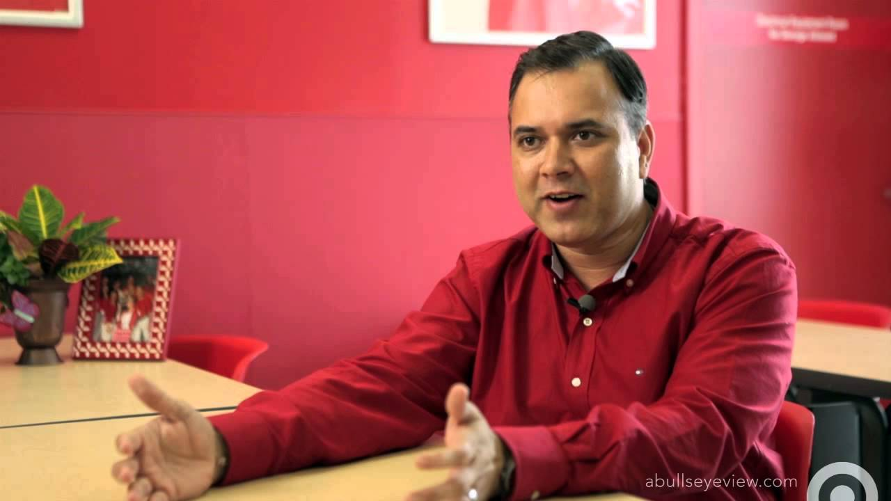 From Cart Attendant to Target Exec: Samir Shah Achieves His Dream ...