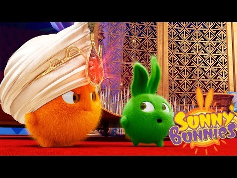 Cartoons for Children | SUNNY BUNNIES MAGIC POWER | Funny Cartoons For Children