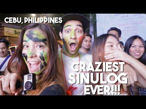 The Craziest Sinulog Ever! (Cebu 2017 Paintensity Party)