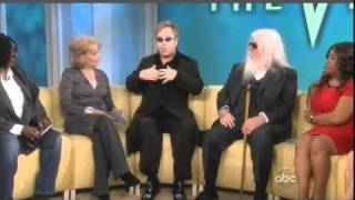(PART 1 of 2) ELTON JOHN & LEON RUSSELL on THE VIEW (10-21-10)_chunk_1.avi