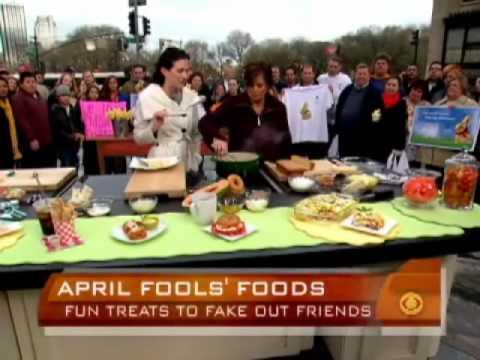 April Fool's Food Fakers