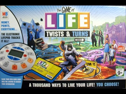 A World Of Cards And Dice: The Game Of Life Twists And Turns
