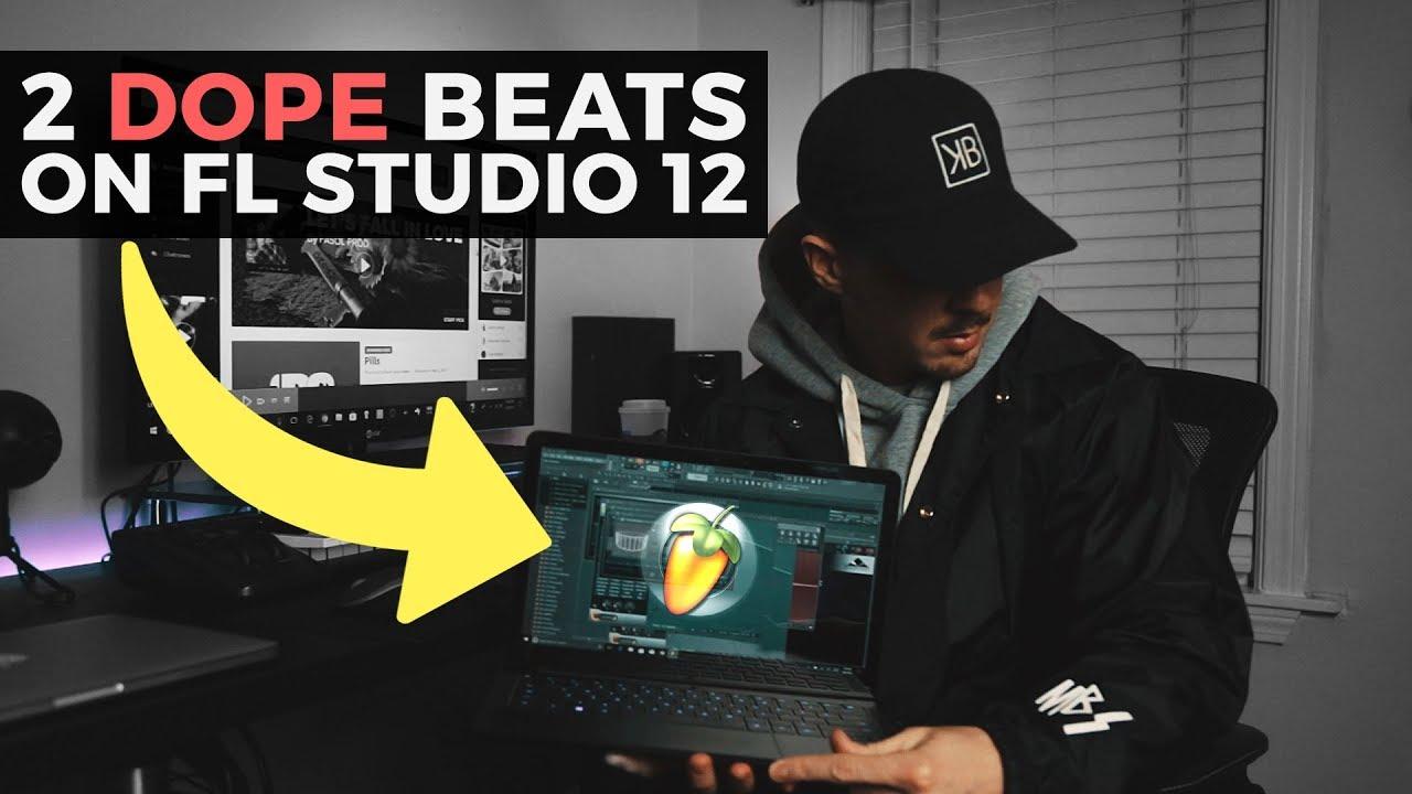 how to start making beats on fl studio