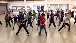 David Guetta - Play Hard | Brandon Henson choreography