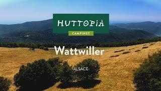 Camping Huttopia Wattwiller | Visite virtuelle en Alsace