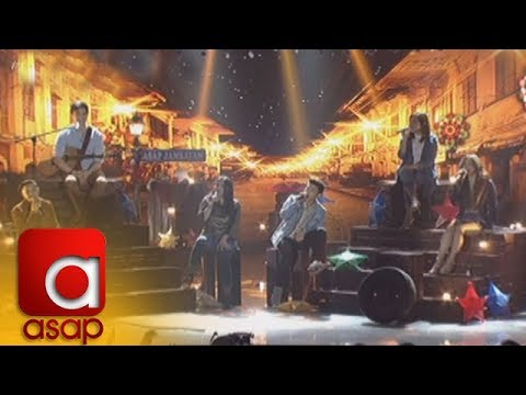 ASAP: Jambayan looks back on the trending ABS CBN Christmas Station ID
