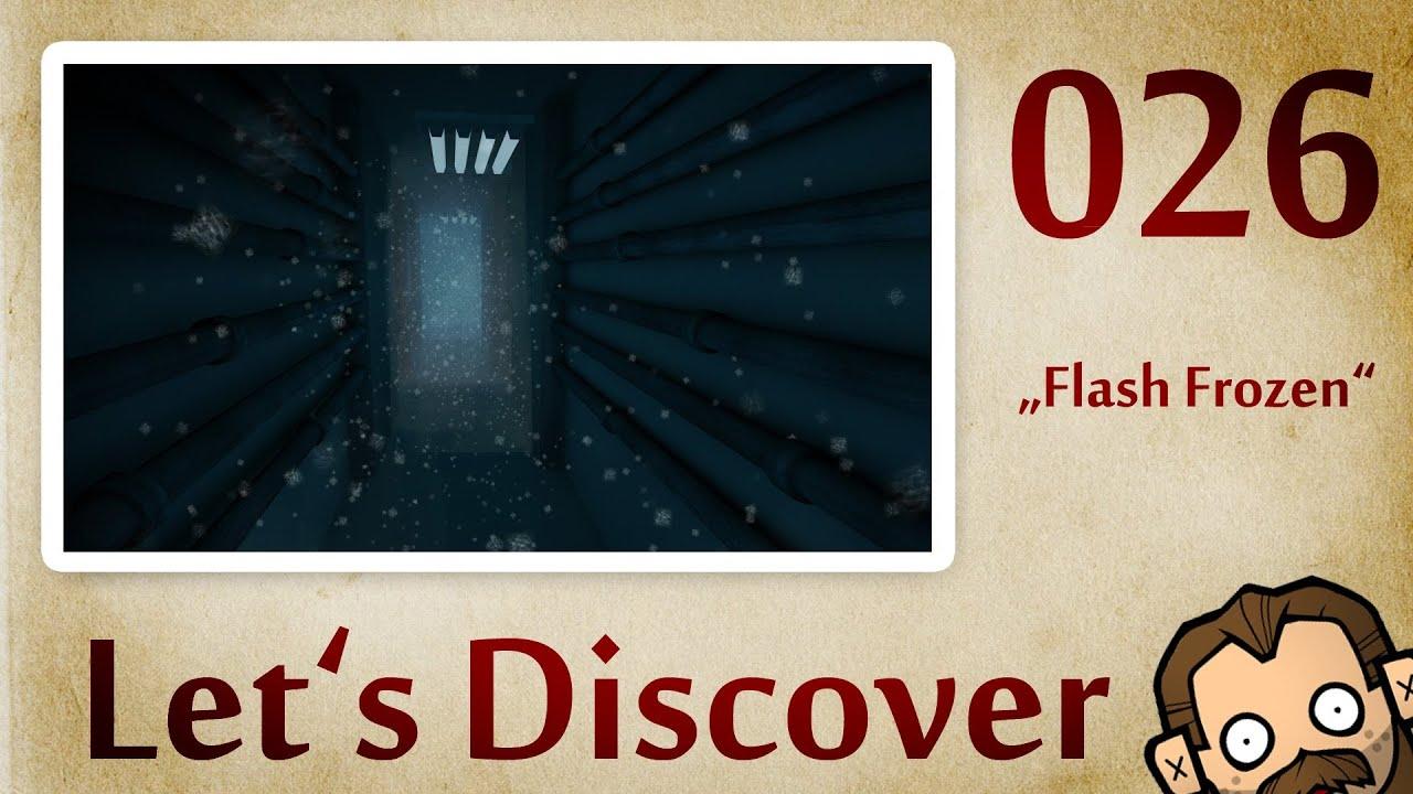 let's discover #026: flash frozen [720p] [deutsch] [freeware ... - Foto Freeware Deutsch