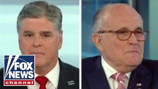 Rudy Giuliani on potential Trump interview for Mueller