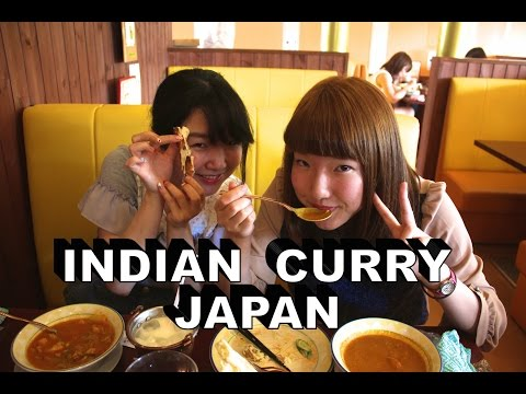 Hungry in Japan? Ganapati Baba! Delicious Indian Curry Restaurant