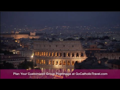 Organize your group pilgrimage with Catholic Travel Centre!