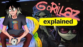 Manual para entender a Gorillaz