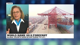 World Bank warns of 'darkening skies' for global economy