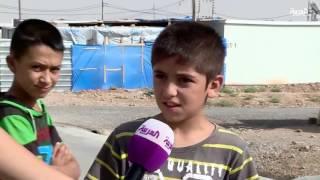العراق: 70% من الأطفال النازحين فقدوا فرصتهم في التعليم لعام 2015