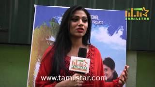 Avanthika Mohan At Rajavin Parvai Raniyin Pakkam Movie Press Meet