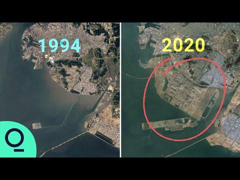 How South Korea Built a City Out of The Sea