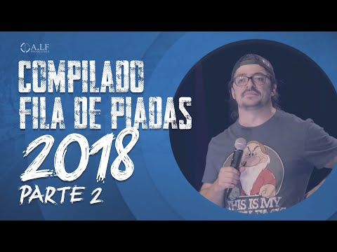 COMPILADO FILA DE PIADAS 2018 - parte 2 - MÁRCIO DONATO