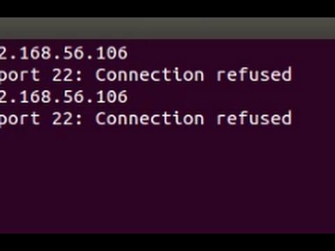 Ubuntu server problem - ssh: connect to host 192.x port 22: Connection refused