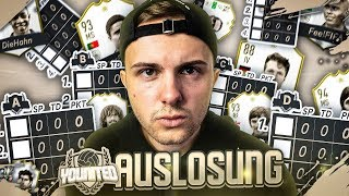 FIFA 19: YOUnited ICON Gruppenphase Auslosung 🔥🔥