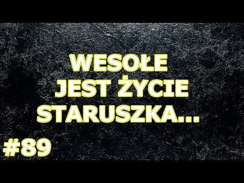 3 Kawały O... WESOŁE JEST ŻYCIE STARUSZKA, DZIEŃ BABCI, DZIEŃ DZIADKA - Marcin Sznapka