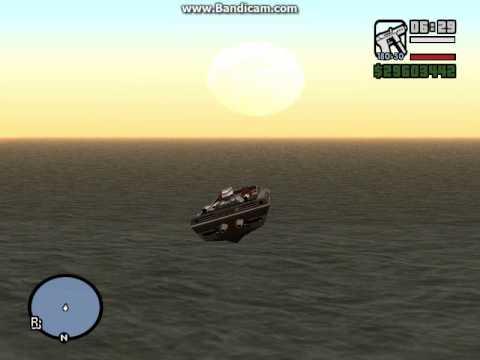 สูตร GTA เรือบินได้