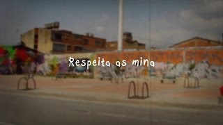Baixar Kell Smith - Respeita As Mina (lyric video)