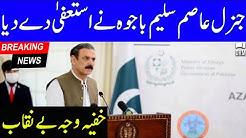 General R Asim Saleem Bajwa Resigns From His Post 3 August 2021 GNN DB1V