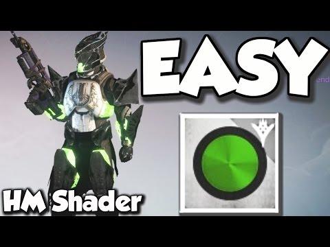Destiny: EASY way to unlock Hard Mode Kings Fall SHADER! (Ascendant Plane)