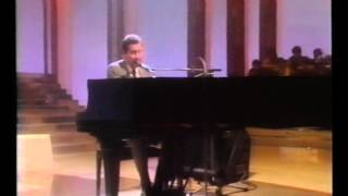 Paolo Conte - Recital at Swiss Television (1982)