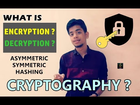 What Is Cryptography? | Encryption and Decryption? | Methods