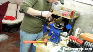 Winchester Model 190 Disassembly by HPFirearms