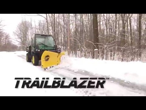 FISHER® TRAILBLAZER™ UTV V-plows