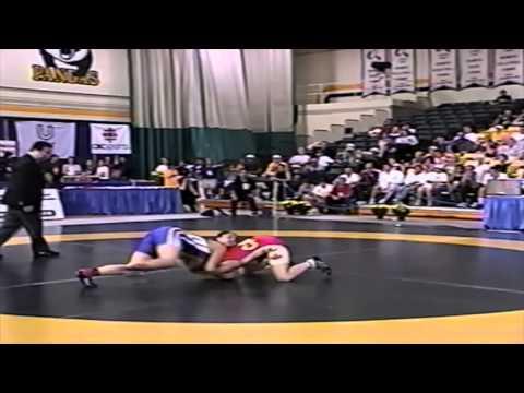 2002 World University Championships: 59 kg Bronze Emily Richardson (CAN) vs. Meryem Selloum (FRA)