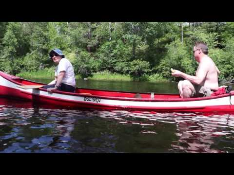 Pine River Oxbow Canoe and Kayak Trip in Florence County Wisconsin