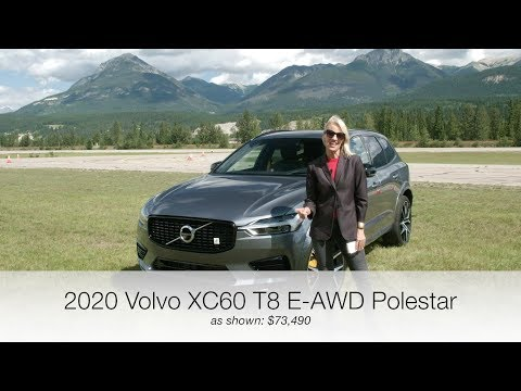 2020 Volvo XC60 T8 E-AWD Polestar -- Quick Take