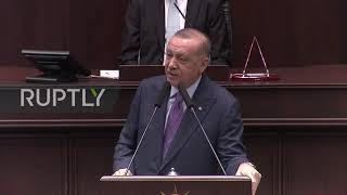Turkey: Operation in Syria.s Idlib is .imminent. - Erdogan Subscribe to our channel! rupt.ly/subscribe Turkish President Recep Tayyip Erdogan said launching a cross-border operation in Syria's Idlib province is ...