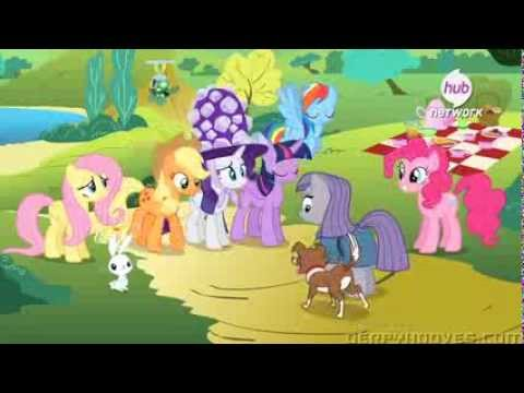 "My Little Pony: Friendship is Magic – ""Maud Pie"" Preview Via Entertainment Weekly"