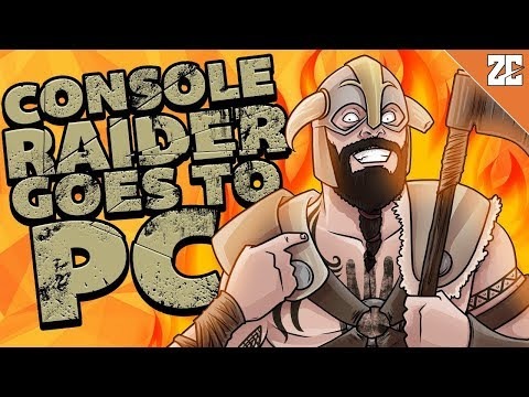Console RAIDER goes to PC | For Honor
