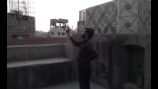 Malik Subhani Firing On Roof Zigana Full Auto Turkish Pistol gun weapon  part 1