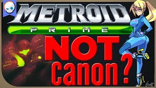 Metroid Prime IS NOT Canon!? What About Other M? | Gnoggin