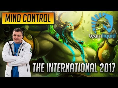 TI7 Grand Final - Mind Control Nature's Prophet - Liquid Vs Newbee - Dota 2 With Commentary