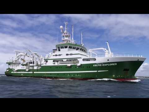 RV Celtic Explorer - Marine Institute