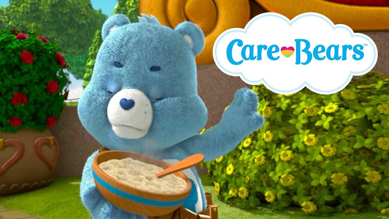 care bears meet grumpy