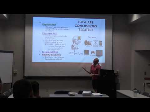 Seattle U Sports Medicine Concussion Education