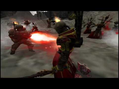 Warhammer 40 000  Armageddon Battle ( part 01 ) |