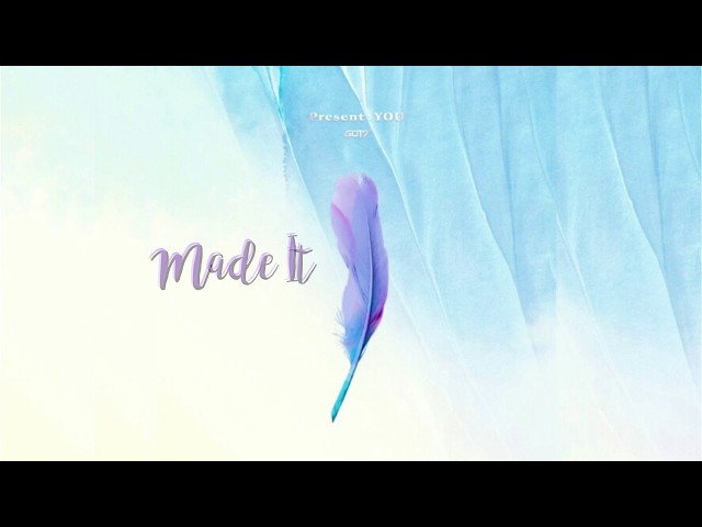 [ 1 HOUR LOOP ] GOT7 JACKSON - MADE IT