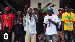 Gambar cover VIRUSI MBAYA introduces ZZERO SUFURI AT Made In Kibera Live Concert