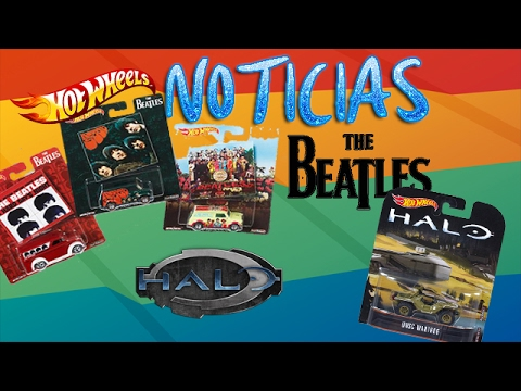 Hot Wheels | NOTICIAS The Beatle Pop Culture | HALO Retro & VW NEWS Hot Wheels
